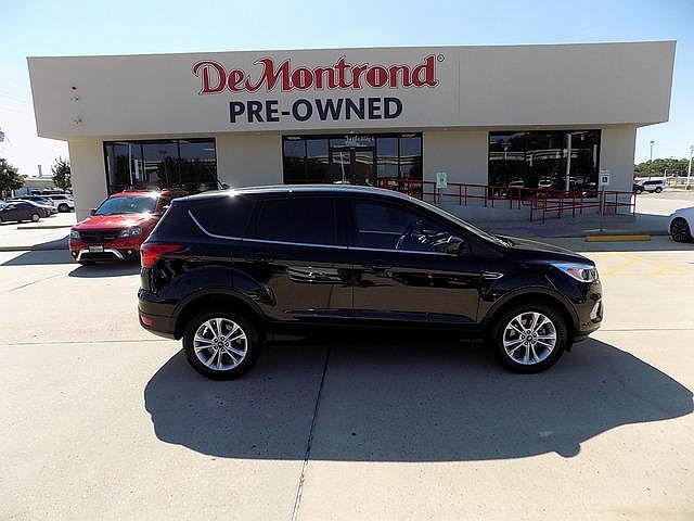 2019 Ford Escape SE for sale in Houston, TX