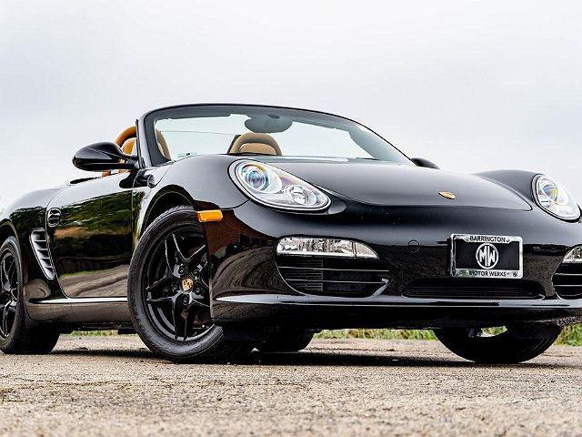 2011 Porsche Boxster 2dr Roadster for sale in Barrington, IL