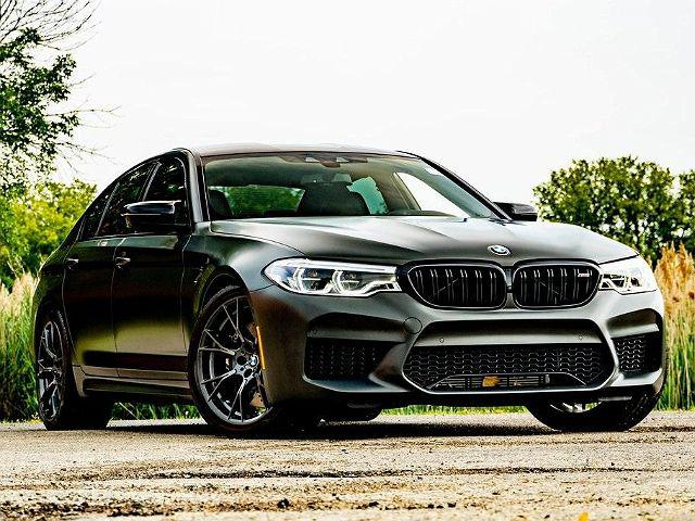 2020 BMW M5 Competition for sale in Barrington, IL