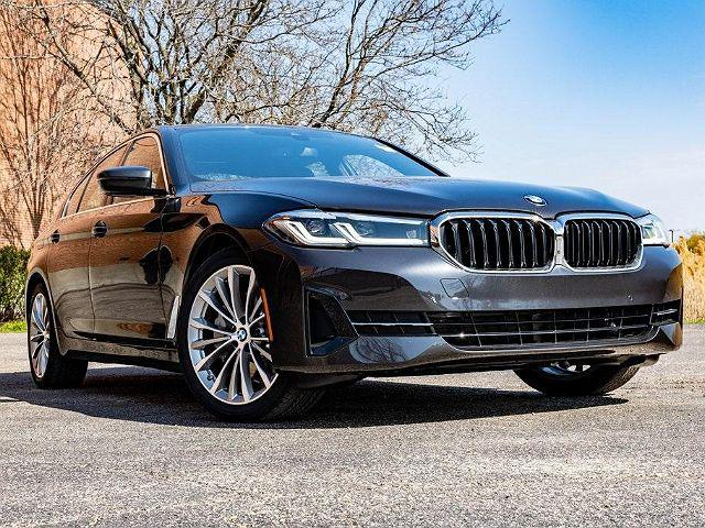 2021 BMW 5 Series 530i xDrive for sale in Barrington, IL