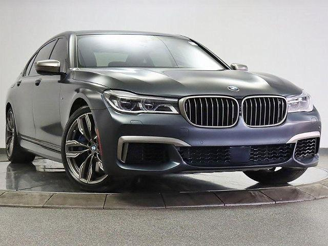 2018 BMW 7 Series M760i xDrive for sale in Barrington, IL