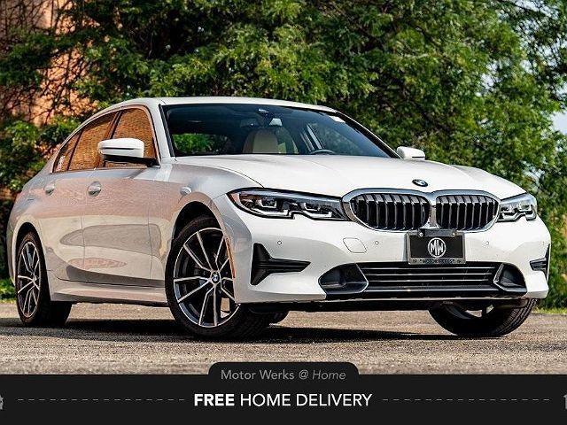 2021 BMW 3 Series 330i xDrive for sale in Barrington, IL