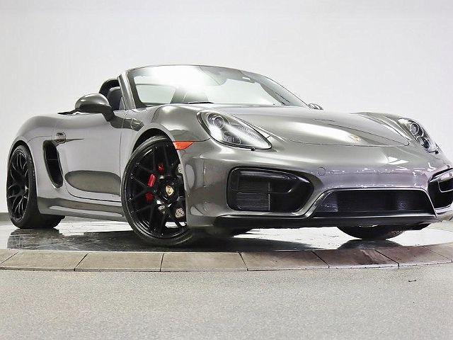 2016 Porsche Boxster GTS for sale in Barrington, IL