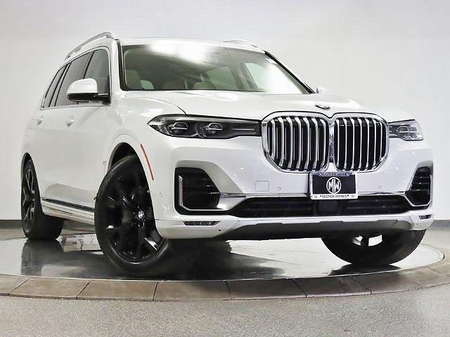 2019 BMW X7 xDrive50i for sale in Barrington, IL
