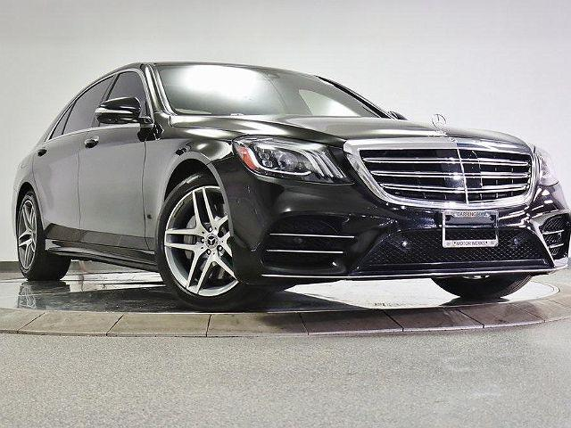2019 Mercedes-Benz S-Class S 560 for sale in Barrington, IL