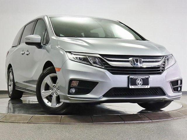 2019 Honda Odyssey EX for sale in Barrington, IL