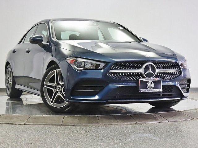 2021 Mercedes-Benz CLA CLA 250 for sale in Barrington, IL