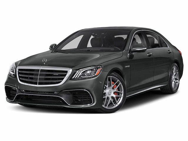 2018 Mercedes-Benz S-Class AMG S 63 for sale in Barrington, IL