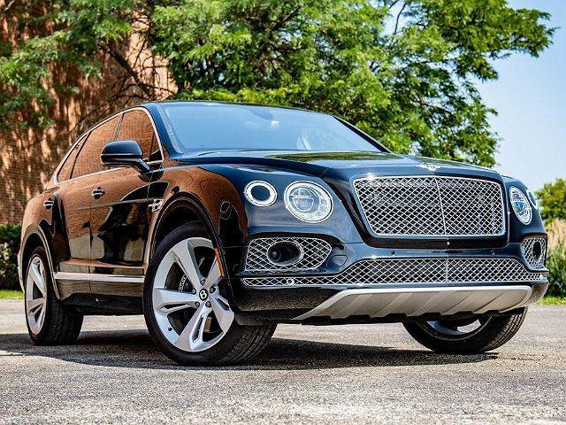 2018 Bentley Bentayga W12 Signature for sale in Barrington, IL