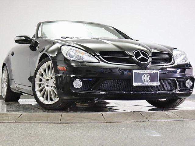 2008 Mercedes-Benz SLK-Class for sale near Barrington, IL