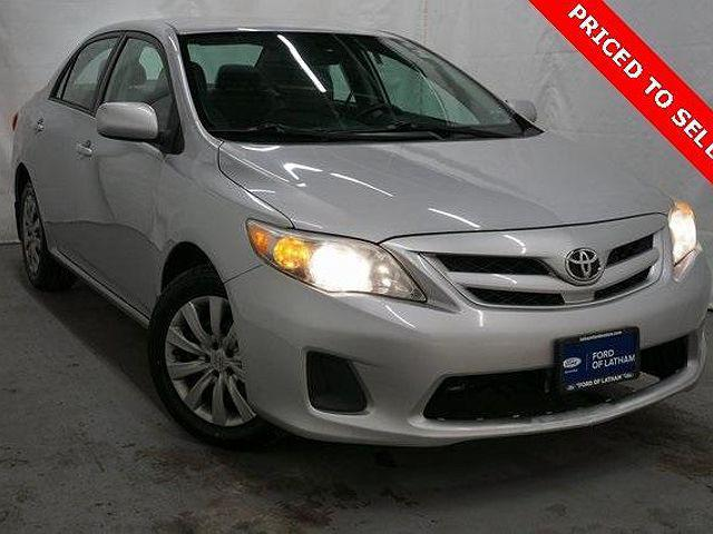 2012 Toyota Corolla LE for sale in Latham, NY