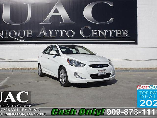 2013 Hyundai Accent GLS for sale in Bloomington, CA