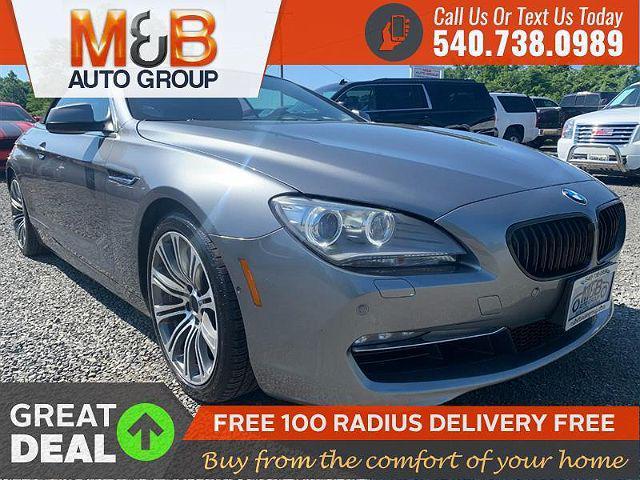 2012 BMW 6 Series 650i for sale in Bealeton, VA
