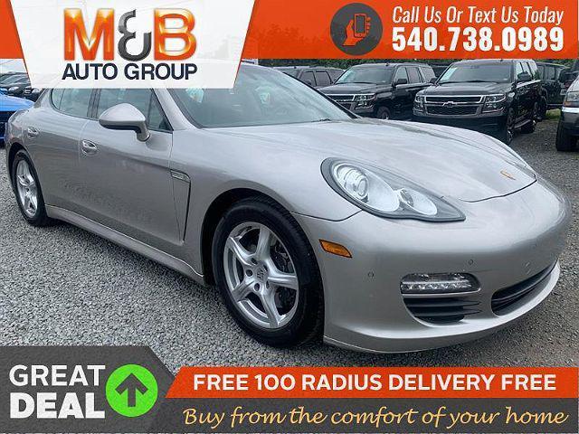 2012 Porsche Panamera Unknown for sale in Bealeton, VA