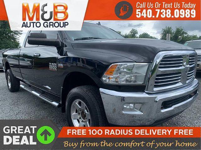 2013 Ram 2500 Big Horn for sale in Bealeton, VA