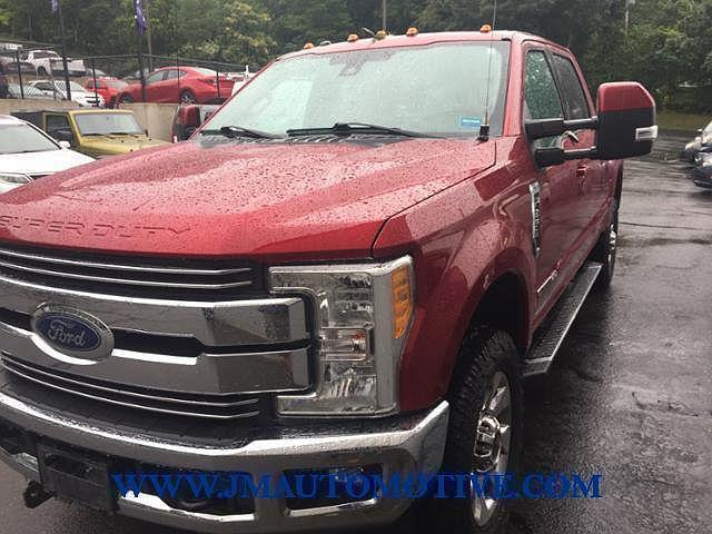 2017 Ford F-350 Lariat for sale in Naugatuck, CT