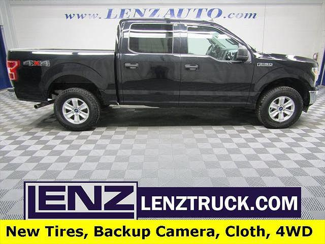 2020 Ford F-150 XLT for sale in Fond Du Lac, WI