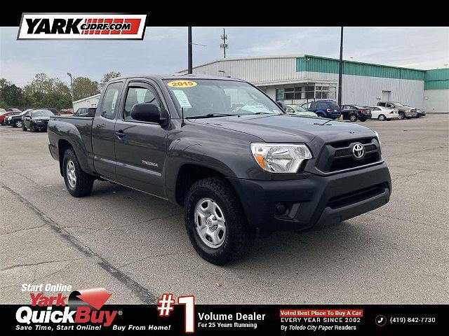 2015 Toyota Tacoma 2WD Access Cab I4 AT (Natl) for sale in Toledo, OH