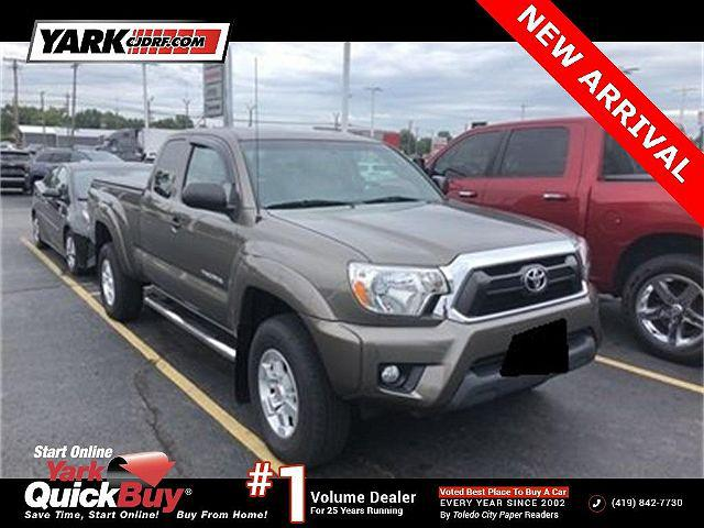 2013 Toyota Tacoma 4WD Access Cab V6 AT (Natl) for sale in Toledo, OH