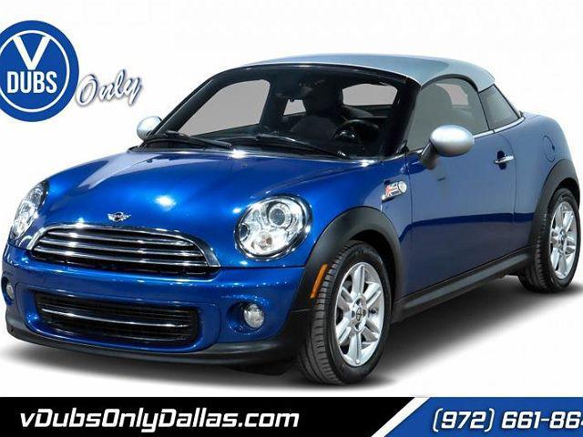 2012 MINI Cooper Coupe 2dr for sale in Dallas, TX