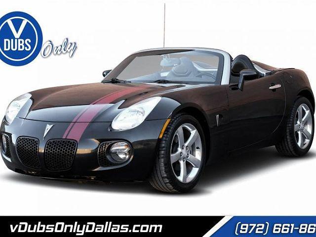 2008 Pontiac Solstice GXP for sale in Dallas, TX