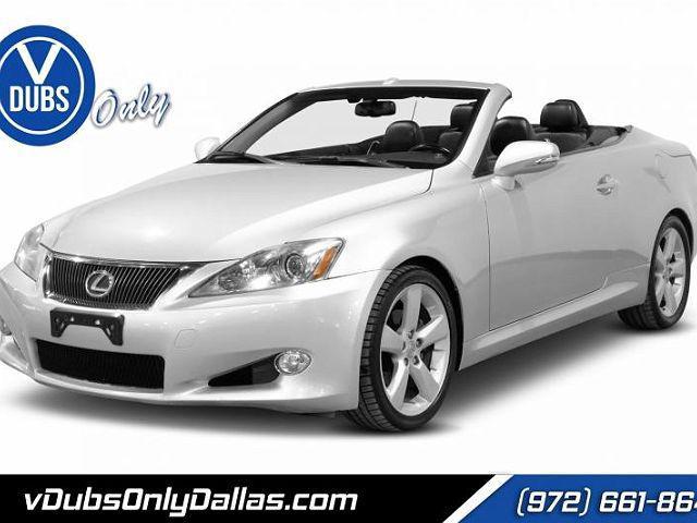 2010 Lexus IS 250C 2dr Conv Auto for sale in Dallas, TX