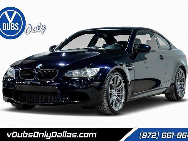 2011 BMW M3 2dr Cpe for sale in Dallas, TX