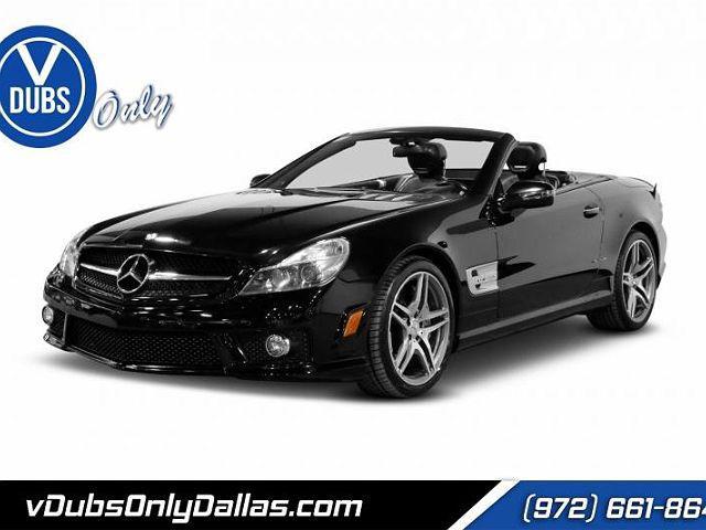 2011 Mercedes-Benz SL-Class SL 63 AMG for sale in Dallas, TX