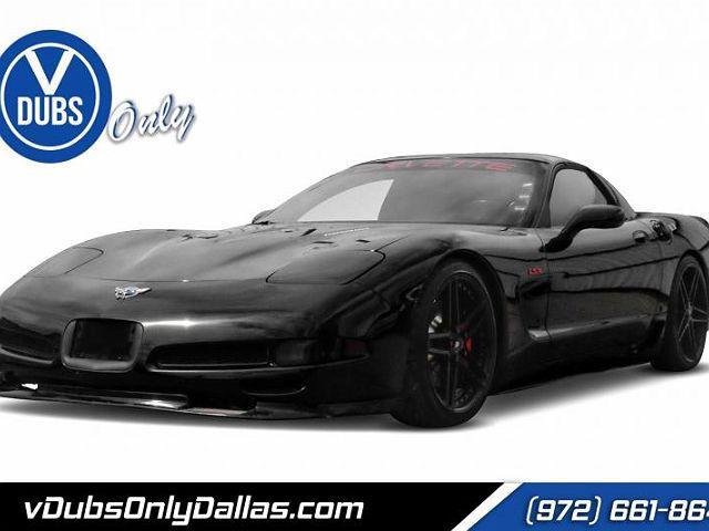 2003 Chevrolet Corvette Z06 for sale in Dallas, TX