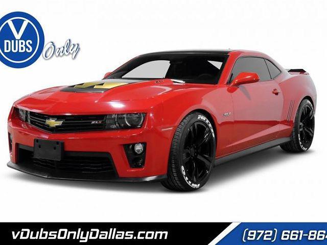2013 Chevrolet Camaro ZL1 for sale in Dallas, TX