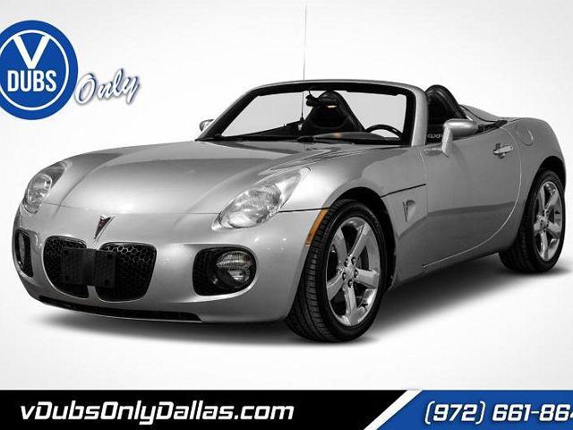 2007 Pontiac Solstice GXP for sale in Dallas, TX