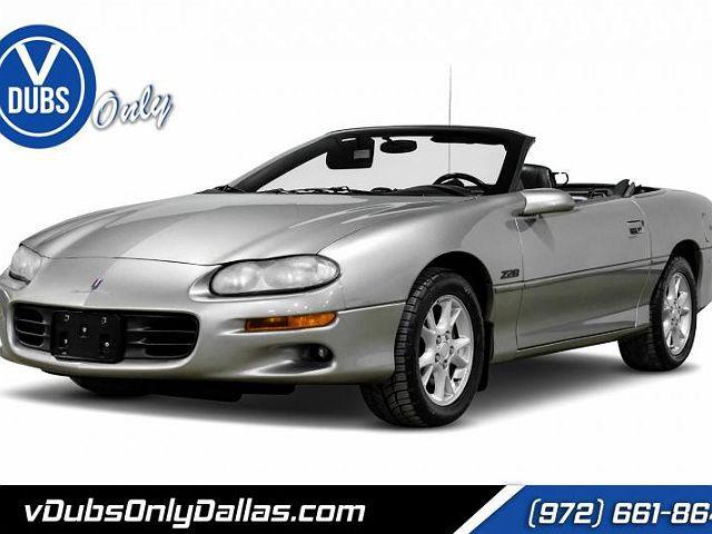 2002 Chevrolet Camaro Z28 for sale in Dallas, TX