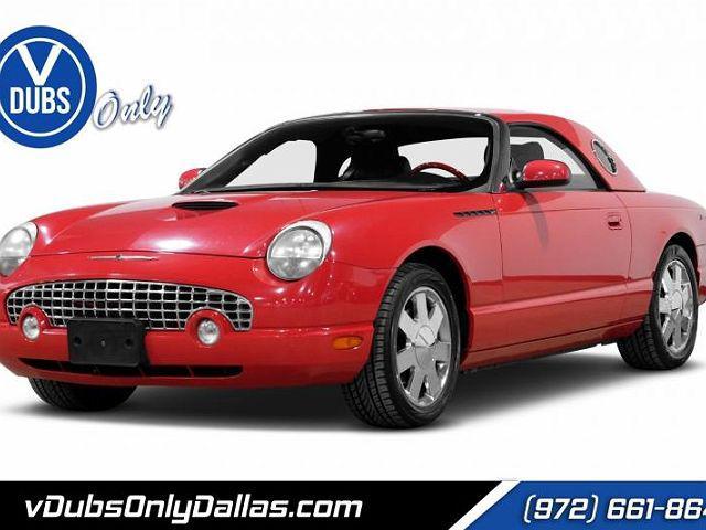 2002 Ford Thunderbird Premium for sale in Dallas, TX
