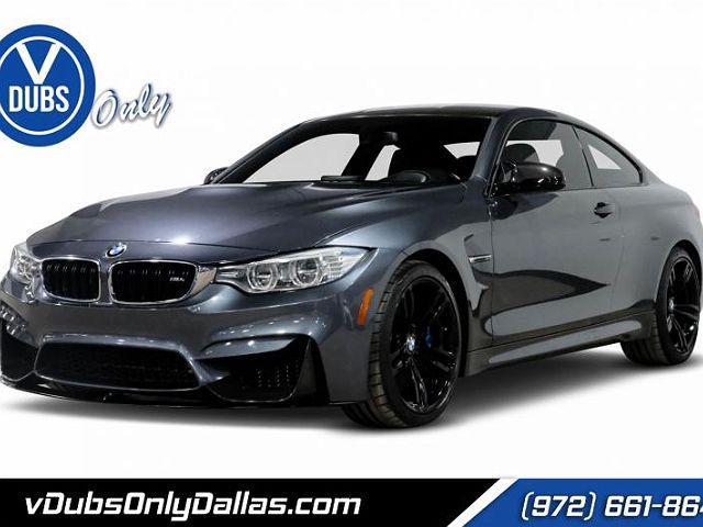 2015 BMW M4 2dr Cpe for sale in Dallas, TX
