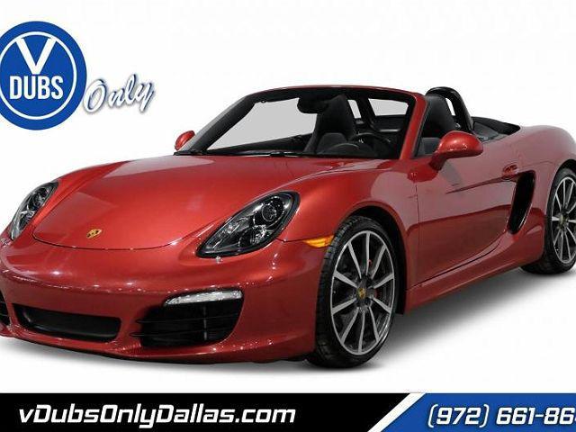 2013 Porsche Boxster S for sale in Dallas, TX