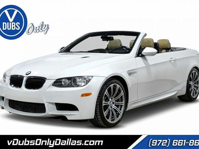 2011 BMW M3 2dr Conv for sale in Dallas, TX