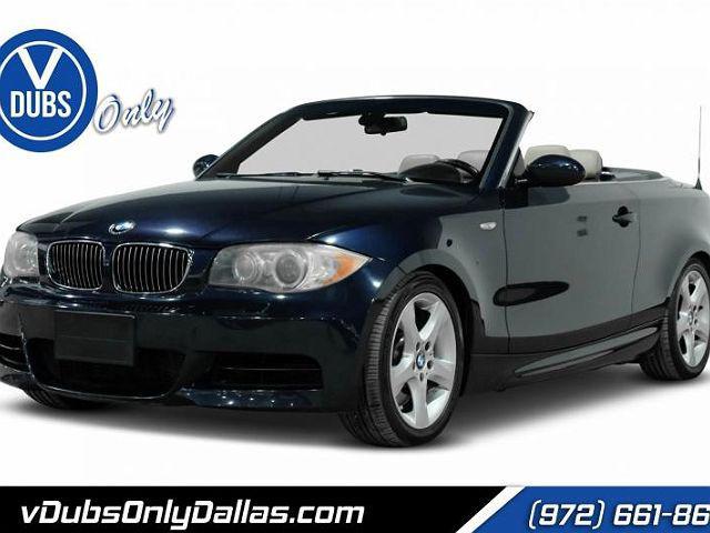 2008 BMW 1 Series 135i for sale in Dallas, TX