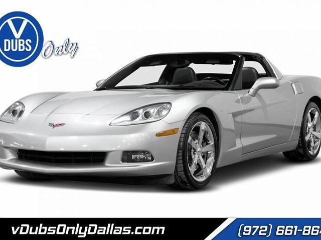 2007 Chevrolet Corvette 2dr Cpe for sale in Dallas, TX