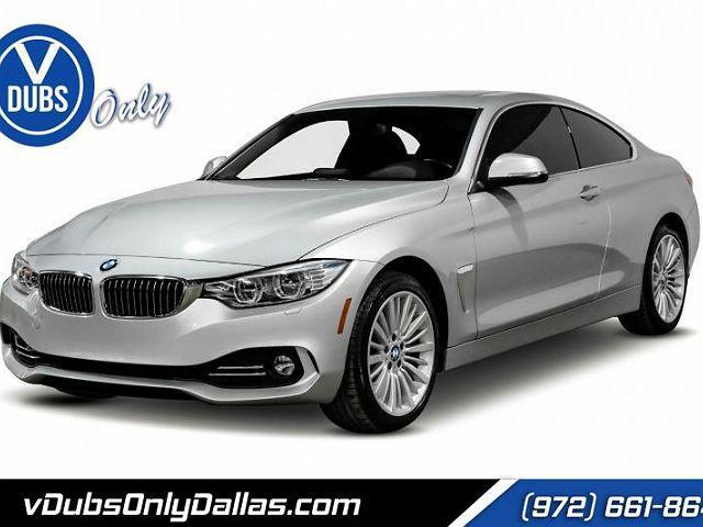 2014 BMW 4 Series 435i xDrive for sale in Dallas, TX