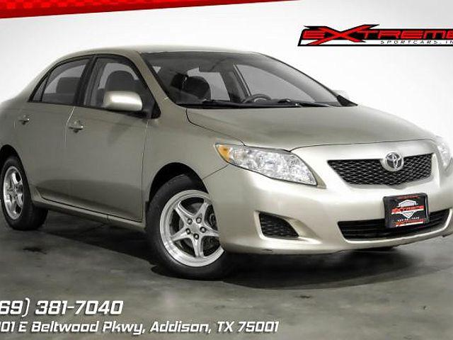 2009 Toyota Corolla XLE for sale in Addison, TX
