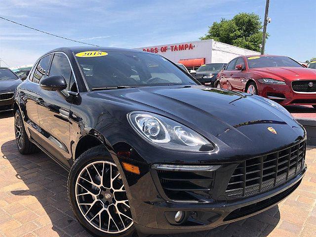 2018 Porsche Macan S for sale in Tampa, FL