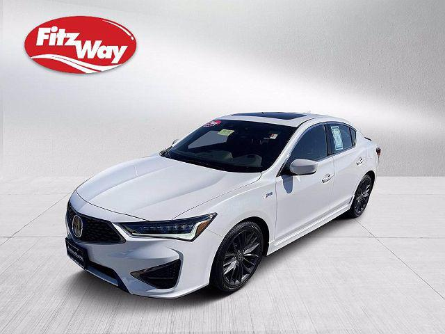 2019 Acura ILX Pkg for sale in Rockville, MD