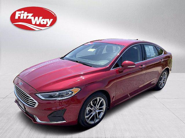2019 Ford Fusion SEL for sale in Rockville, MD