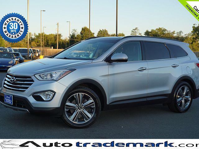 2016 Hyundai Santa Fe Limited for sale in Manassas, VA