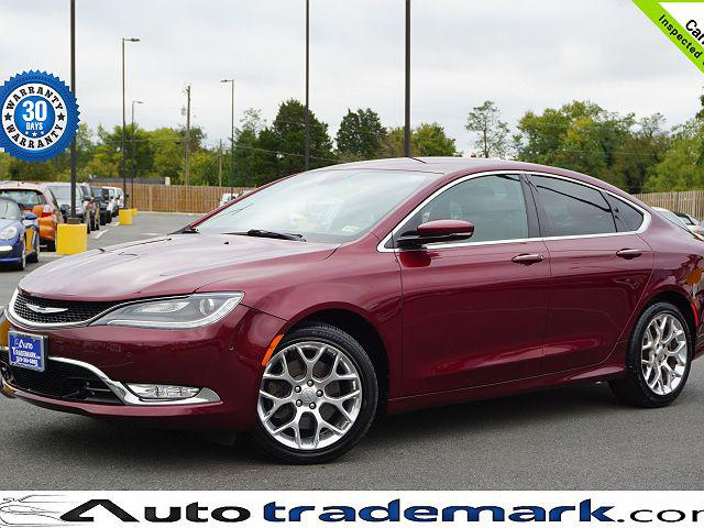 2015 Chrysler 200 for sale near Manassas, VA