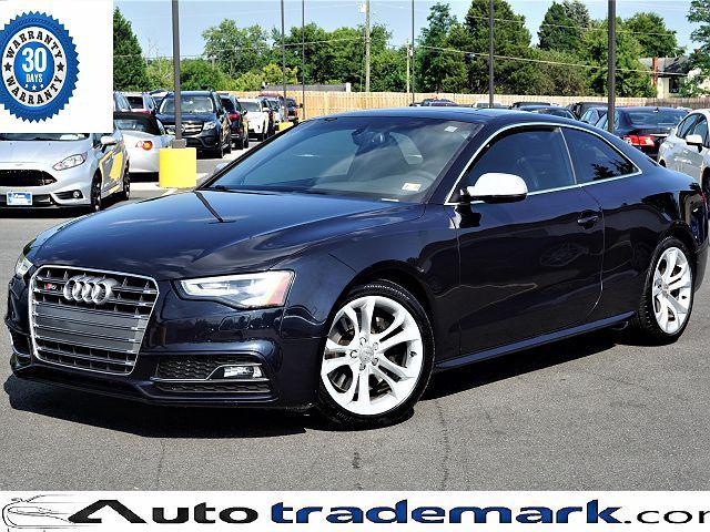 2013 Audi S5 Premium Plus for sale in Manassas, VA