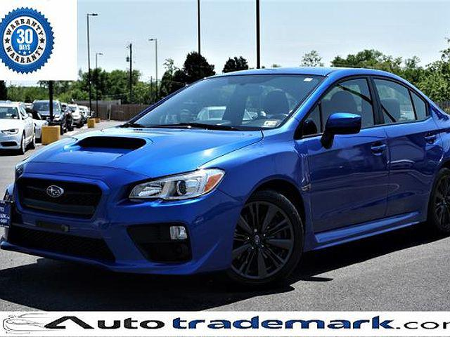 2016 Subaru WRX 4dr Sdn Man for sale in Manassas, VA