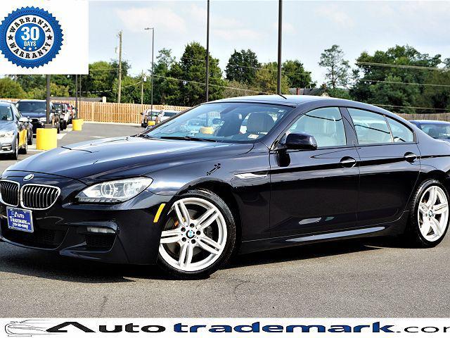 2015 BMW 6 Series 640i xDrive for sale in Manassas, VA