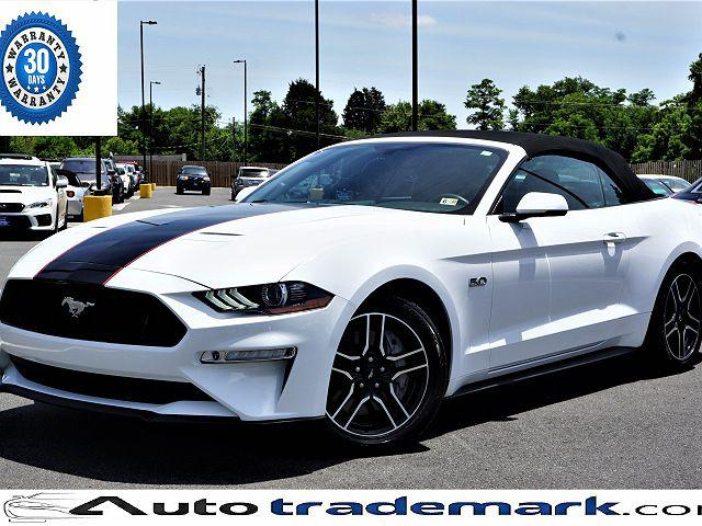 2018 Ford Mustang GT Premium for sale in Manassas, VA
