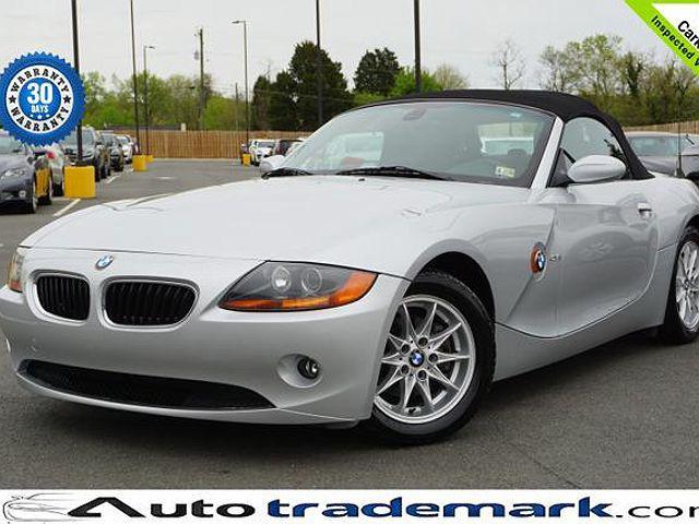 2004 BMW Z4 2.5i for sale in Manassas, VA